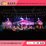 Mur visuel électronique de location de la qualité DEL, Digital annonçant l'étalage, P2.5mm