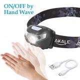 Hand-vrije Sensor die/van Koplamp inschakelen