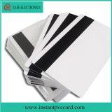 Carte imprimable de PVC de piste magnétique de jet d'encre pour la carte d'adhésion