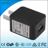 Заряжатель USB Kptec AC/DC с сертификатом 5V 1A CCC и CQC