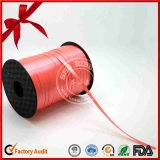 Bande bouclée de couleur de cadeau de proue simple d'enveloppe pour Blloons