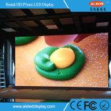 P3 SMD LED aluguer interior em cores de tela com marcação CE
