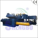 Aço inoxidável da sucata horizontal que recicl a máquina (fábrica)