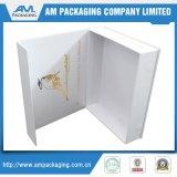 Caja de embalaje de papel recubierto de lujo