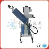 Flying fiber laser Marking Machine for PVC/Stainless Steel Pipes/Tubes Marking