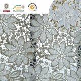 Tessuto del merletto del reticolo di Calliopsis per la cerimonia nuziale di African&Swiss ed il vestito quotidiano E20034