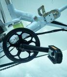 Один Bike карманн e электрической складчатости секунды франтовской с батареей лития
