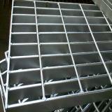 Fabricante honesto de acero inoxidable que ralla para las plataformas y las calzadas