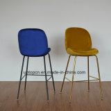 (SP-HBC437)現代デザインGubiのカブトムシ棒椅子のレプリカの革