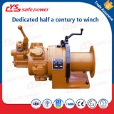 Для тяжелого режима работы Small Mini 3 тонны воздуха лебедка с двумя способами с храповым механизмом