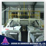최고 정밀한 중국 3.2m 두 배 S PP Spunbond 짠것이 아닌 직물 기계
