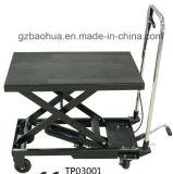 Вагонетка с поднимаясь тележкой Tp03001 Liftingtable платформы