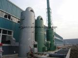 Torretta di purificazione del vapore acido per il collettore di polveri bagnato dell'impianto di lavaggio bagnato