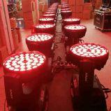LED 36*10W RGBW LED 이동하는 맨 위 세척 급상승