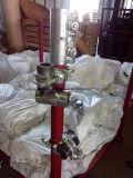 Tubo d'acciaio per l'armatura dell'accoppiatore e del tubo