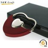 Especial de metal titular del anillo de diseño clave para el regalo promocional