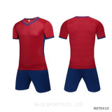 OEM personnalisé Votre logo Football Uniform Blank Football Jersey Soccer