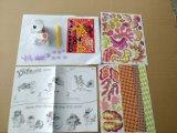 Jouets de papier des gosses DIY pour l'Animal-Cheval