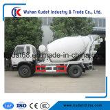 Camion de mélangeur concret de m3 de Dongfeng 6