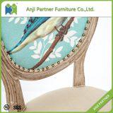 贅沢な卸し売り古典的な純木の椅子(ジル)