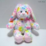 Blaues fantastisches bestes Geschenk scherzt Spielzeug-Plüsch angefüllten Teddybären