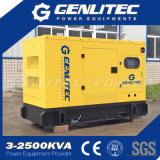 gerador Soundproof do diesel de 40kw 50kVA Cummins