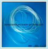 Cusome Tamaño de plástico transparente de grado médico nasal catéter de oxígeno con Certificater ISO