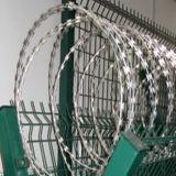 ISO 9001システムと囲うことのためのかみそりの有刺鉄線