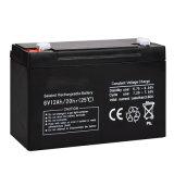 6V 12ah bateria de ácido de chumbo selada para alto-falante / brinquedo / luz LED