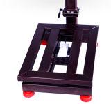 Digitaces que pesan la escala de plataforma computacional del precio con la cacerola del acero inoxidable (DH-C5)
