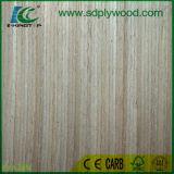 設計された木製のカシのクルミのベニヤか材木のベニヤ