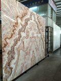 Горячие продажи красного дракона Onyx Jade мраморный пол и стены для украшения