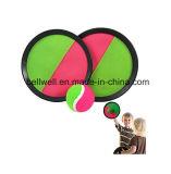Capretti e sfera della pala del nastro & gioco magici adulti di scossa impostato con i guanti mezzi della pinsa grandi per divertimento di quattro stagioni