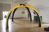 Bekanntmachen Bogen-Armkreuz-Zelt-des aufblasbaren Abdeckung-Zeltes für Ereignis