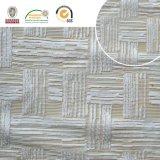 Square Shape Design plus récent, broderie en maille pour textiles maison C20004