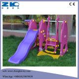 Пластиковый детский крытый детская площадка и сдвиньте поворотного механизма с корзины,