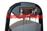 Fitness, Salle de gym de l'équipement, body building, assis presse jambes (HK-1016)