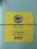 Kundenspezifisches Firmenzeichen-Gelb Microfiber Putztuch