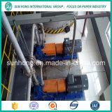 Refinador de doble disco para la fabricación de pasta de papel