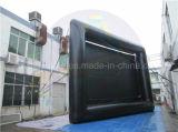 Schermo esterno gonfiabile, schermo di film con il teatro