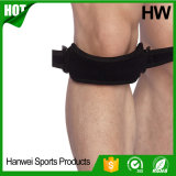 専門職は保護するPermium黒い様式の膝バンド(HW-KS014)を