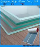 4mm ont durci la glace thermique solaire de flotteur extra clair