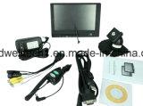 HDMI、ビデオおよびオーディオインターフェイスが付いている7インチの接触モニタ