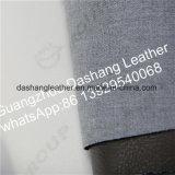 Кожаный PVC кожаный Ds-A1121 PU мебели седловины