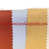Tessuto tinto del poliestere del rivestimento per la tessile della casa del cappotto di vestito dalla donna