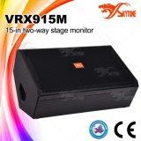 """Vrx915m 15 """" Studio-Monitor-beweglicher Lautsprecher-Kasten"""