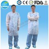 Couche protectrice remplaçable de laboratoire, uniformes de laboratoire