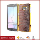 Kompatible Marke galvanisieren goldenen Krokodil-Korn PC Telefon-Kasten