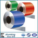 Bobina di alluminio ricoperta colore con il reticolo di marmo personalizzato