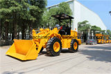 Feito em Xiamen City Power Performance 1.6ton Wheel Shovel Loader